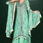 Latest Party Wear Fashionable Dress Collection For Girls (8)