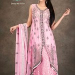 Latest Party Wear Fashionable Dress Collection For Girls (9)