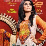 Latest Spring Dawood Collection 2014 001