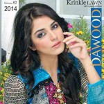 Latest Spring Dawood Collection 2014 003