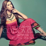 Latest Spring Summer Dresses Collection 2014 For Women By Cotton Ginny (2)