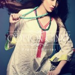 Latest Spring Summer Dresses Collection 2014 For Women By Cotton Ginny (4)