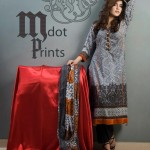 Latest Summer Lawn Dresses 2014 For Women By Mallal Designer (2)