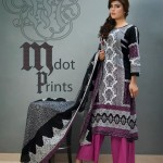 Latest Summer Lawn Dresses 2014 For Women By Mallal Designer (3)