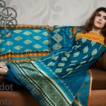 Latest Summer Lawn Dresses 2014 For Women By Mallal Designer (4)