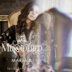 MARIA.B. Mbroidered Silk Chiffon Collection 2014 for Women 1