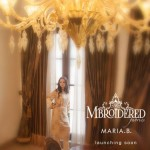 MARIA.B. Mbroidered Silk Chiffon Collection 2014 for Women 4