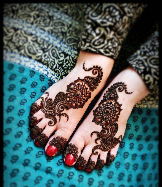 Mehndi Designs Collection 2014 001