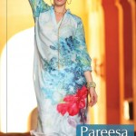 Pareesa Exclusive Formal Party Wear Collection 2014 for Women 1