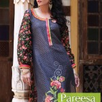 Pareesa Exclusive Formal Party Wear Collection 2014 for Women