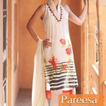 Pareesa Exclusive Formal Party Wear Collection 2014 for Women 2