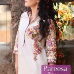 Pareesa Exclusive Formal Party Wear Collection 2014 for Women 3