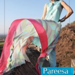 Pareesa Exclusive Formal Party Wear Collection 2014 for Women 5