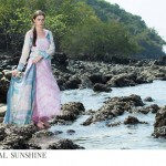 Rabea Designer Summer Lawn Collection 2014 by Shariq Textile 1