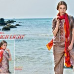 Rabea Designer Summer Lawn Collection 2014 by Shariq Textile 3
