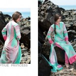Rabea Designer Summer Lawn Collection 2014 by Shariq Textile 5