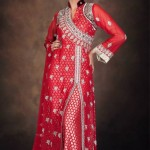 Ramsha Embroidered Wedding Wear New Collection 2014 for Women 5