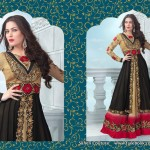 Rivaaj Spring Summer 2014 Floor Length Anarkali's for Women 5