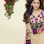 Rose Petals Indian Frocks Collection 2014 by Saheli Couture 1