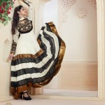 Rose Petals Indian Frocks Collection 2014 by Saheli Couture 5