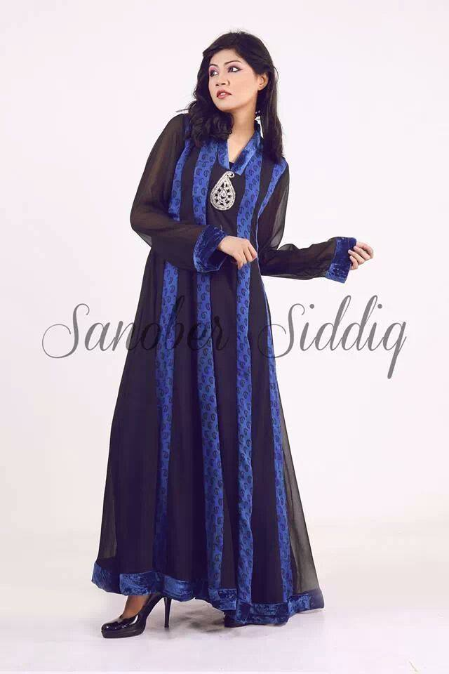 Sanober Siddiq Fall Spring Wear Collection 2014 for Women 1
