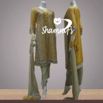 Shamraf Women Party Wear Collection 2014 for Spring 2