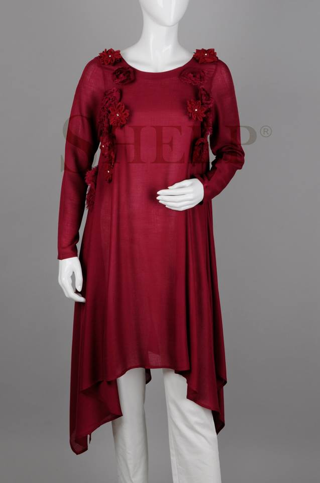Sheep Valentine Day Dress Collection 2014 for Women