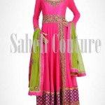 Stylish Frocks Collection 2014 by Saheli Couture 004