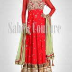 Stylish Frocks Collection 2014 by Saheli Couture 006