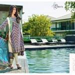 Subhata New Collection 2014 for Summer by Shariq Textile 2