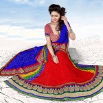 Super Stylish Lehenga Choli Collection 2014 for Women (3)