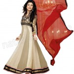 Sushmita Sen's Original Outfits New Collection 2014 Semi-Stitched 1