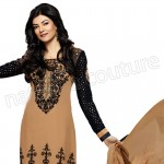 Sushmita Sen's Original Outfits New Collection 2014 Semi-Stitched 2