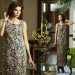 Teena by Hina Butt Summer Party Wear Collection 2014 for Women 3