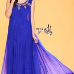 Teena by Hina Butt Summer Party Wear Collection 2014 for Women 4