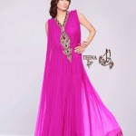 Teena by Hina Butt Summer Party Wear Collection 2014 for Women 5