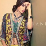 Tena Durrani Exclusive Formal Wear Collection 2014 for Ladies