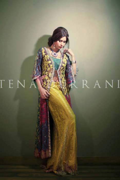 Tena Durrani Exclusive Formal Wear Collection 2014 for Ladies (4)