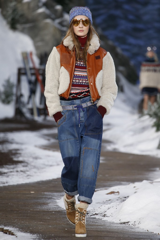 Tommy Hilfiger RTW Fall Collection 2014