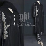 Wajahat Mansoor Exclusive Party Wear Collection 2014 for Women 4