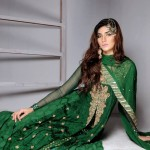 Wajahat Mansoor Latest Formal Wear Collection 2014 for Women