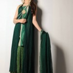 Wajahat Mansoor Latest Formal Wear Collection 2014 for Women 2