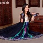 Zahra Ahmad Semi-formal Autumn Collection 2014 for Girls 1