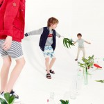 Zara New Kids Wear Collection 2014 February Lookbook 1