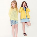 Zara New Kids Wear Collection 2014 February Lookbook