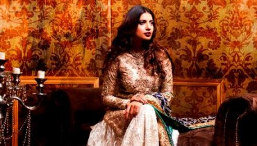 Zara Shahjahan Bridal Wear Collection 2014 001
