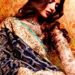 Zara Shahjahan Exclusive Party Wear Collection 2014 for Women 1