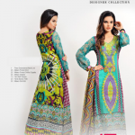 AYESHA SAMIA EMBROIDERY LAWN VOL. 1 12