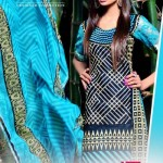AYESHA SAMIA EMBROIDERY LAWN VOL. 1