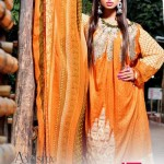 AYESHA SAMIA EMBROIDERY LAWN VOL. 1 3